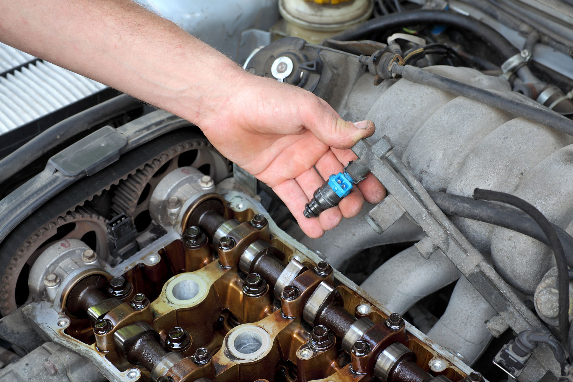 Fuel Injection Services for both, Petrol and Diesel - Crawford